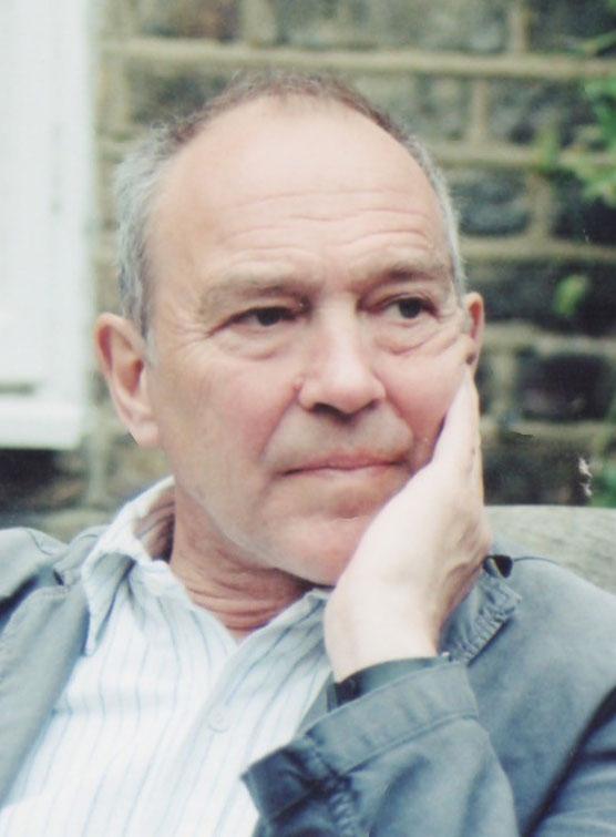 portrait of Alistair Warman